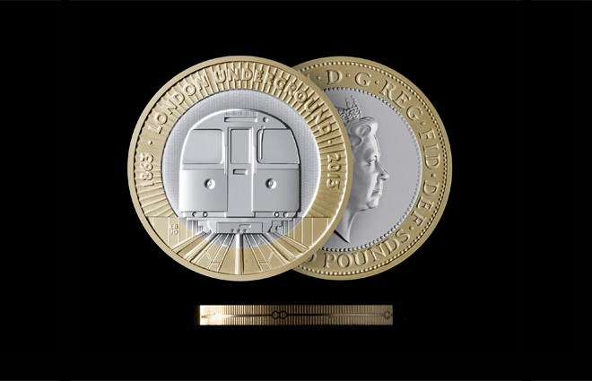 barber osgerby london underground coin 0